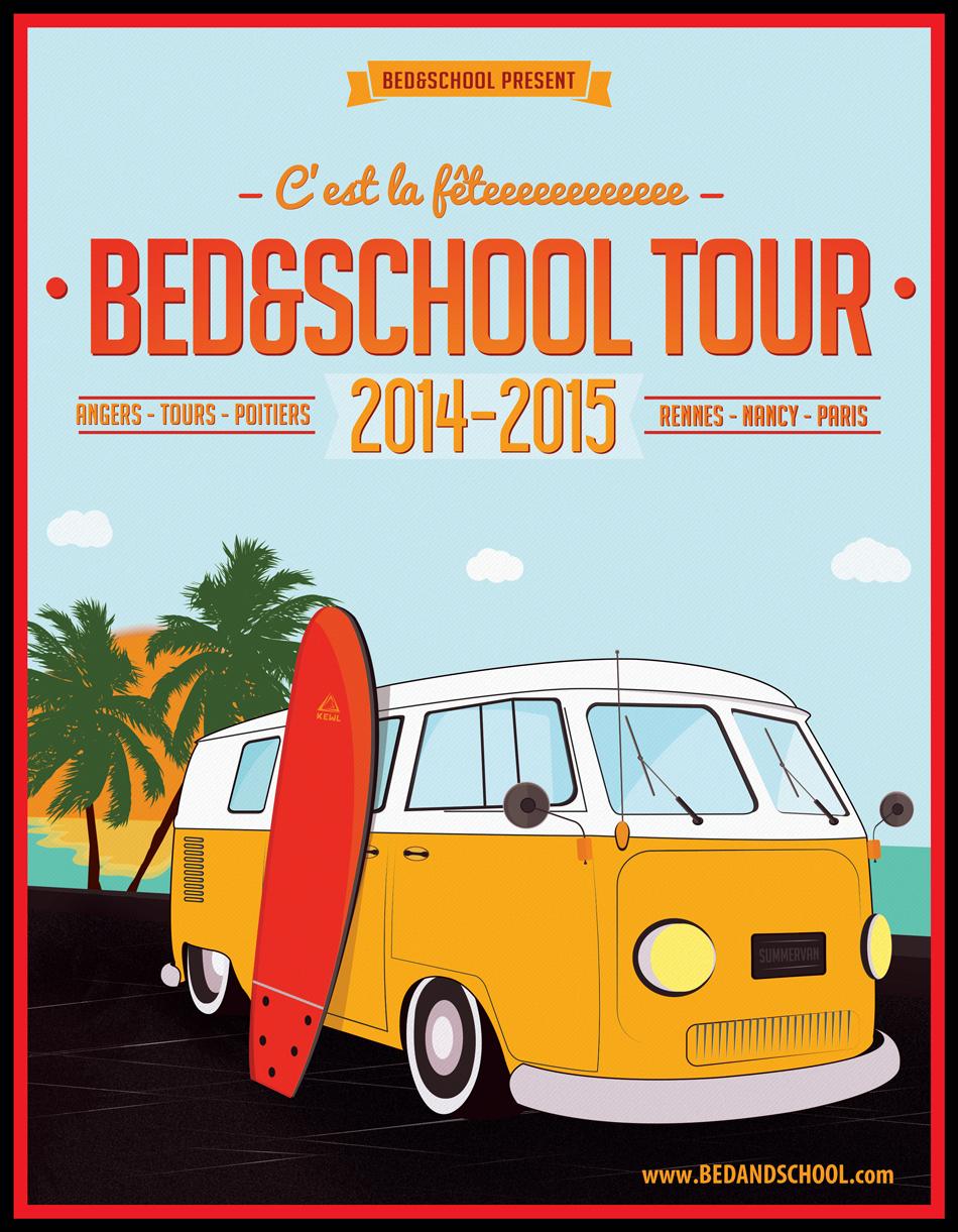 Bed&SchoolTour2014